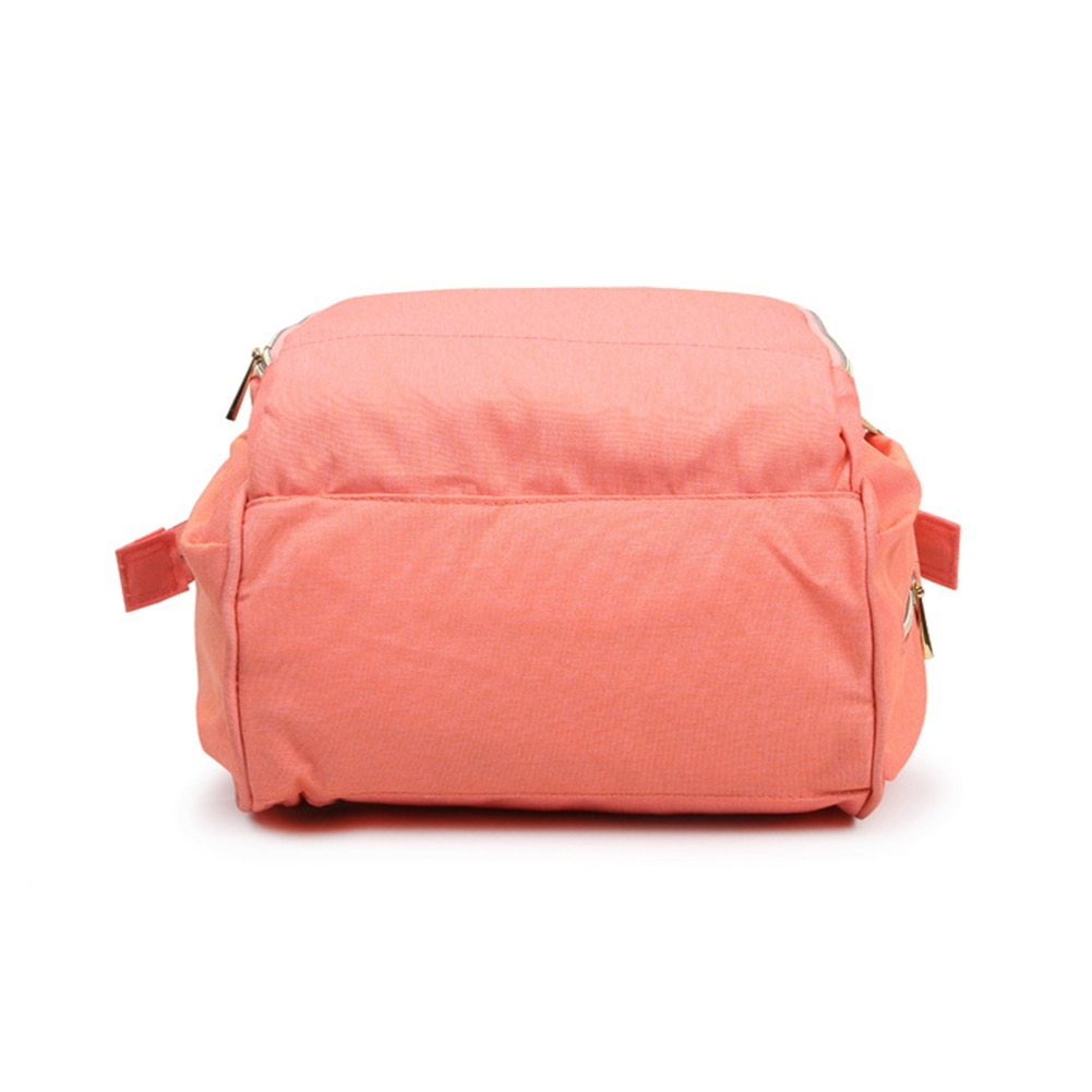 Fashion Mummy Maternity Nappy Bag Large Capacity Nappy Bag  Multi-function Diaper Bags For Baby Care Mummy Nursing Backpack