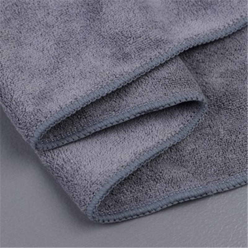 Ultra-fine fibre quick dry cleaning face towel Customised Month towel